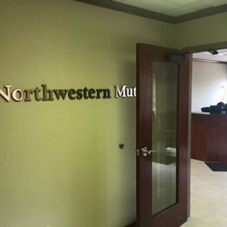 Northwestern Mutual Office entrance
